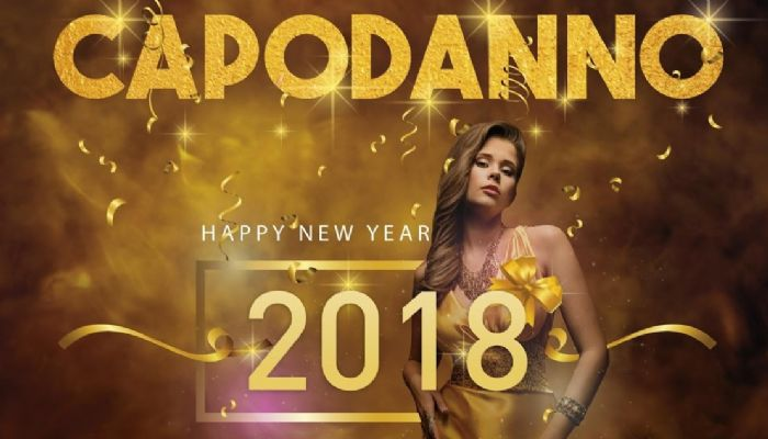 CAPODANNO 2018 - Party in Villa Privata a Montelepre