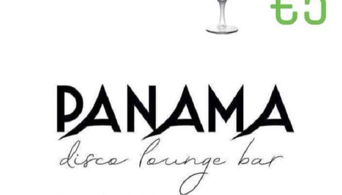Summer 2018 -  PANAMA Disco Lounge Bar